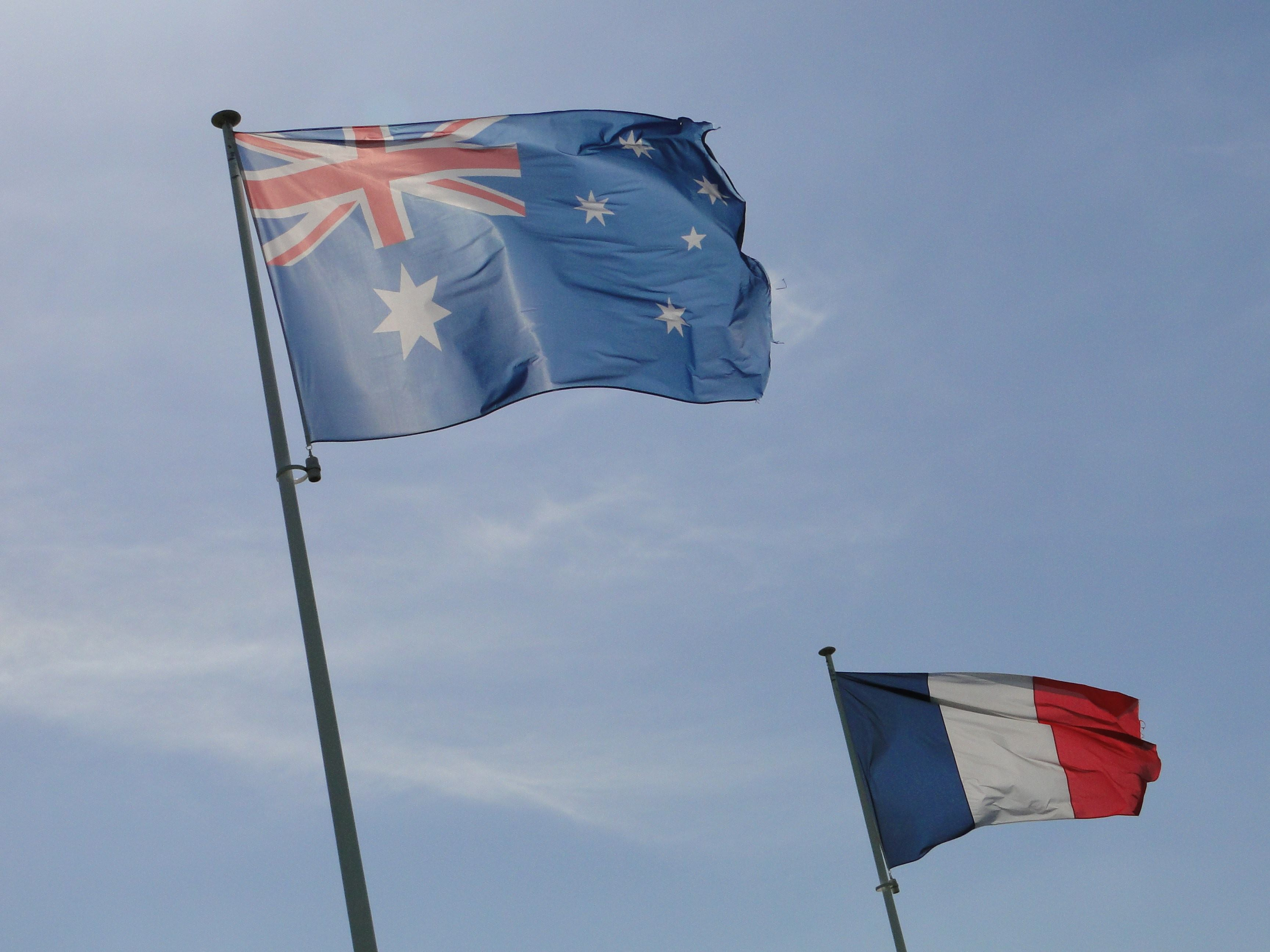 anzac flags